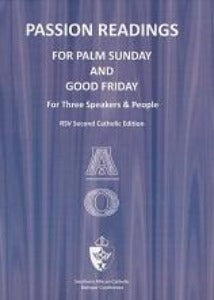 Passion Readings - For Palm Sunday and Good Friday