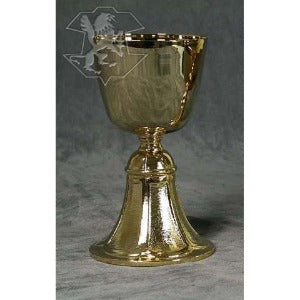 Chalice Gold Plated Brass