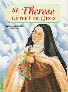 St Therese of the Child Jesus - St Joseph Picture Book