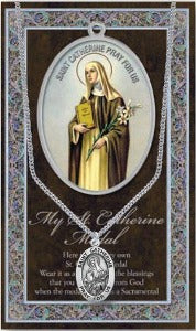 Necklet St Catherine of Sienna