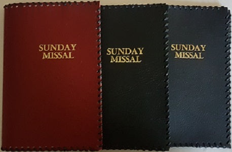 Sunday Missal Cover