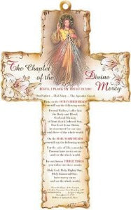 Cross - Divine Mercy