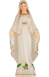 Our Lady of Grace 15 cm Statue