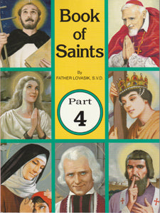 Book of Saints Part 4