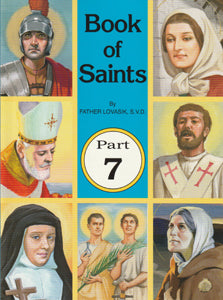 Book of Saints Part 7