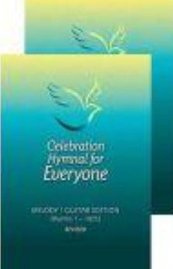 Celebration Hymnal for Everyone - Revised Melody/Guitar Edition