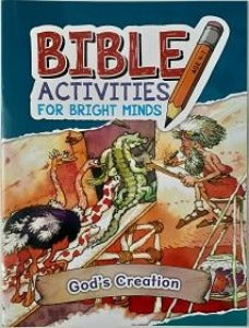 Bible activities for bright minds - God's Creation