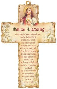 Cross - House Blessing