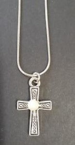 Necklet with  Cross