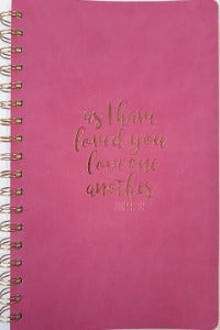 As I Have Loved You Note Book