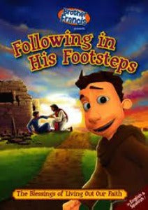 DVD: Following in His Footsteps (Brother Francis)
