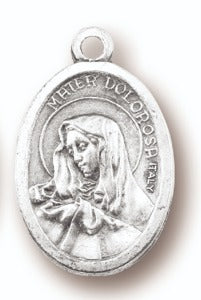 Mater Dolorosa/ Our lady of Sorrows Medal