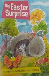 My Easter Surprise - Stories & Activities for Easter