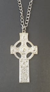 Necklet with Celtic Cross