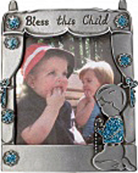 Photo frame for little boy