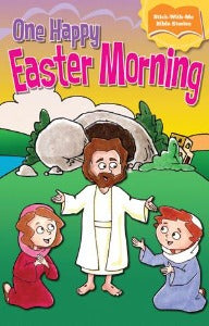 One happy Easter Morning - Sticker Book