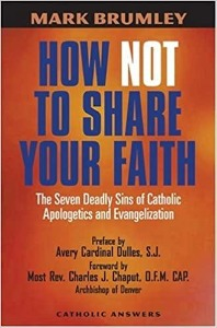 How Not to share your Faith