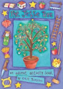 The Jesse Tree - An Advent Activity Book