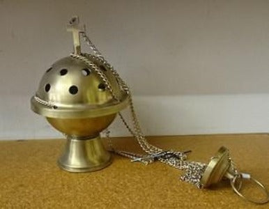 Thurible Brass