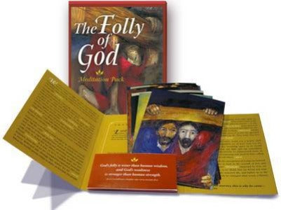 The Folly of God  - Meditation Pack - The Art and Inspiration of Sieger Koder