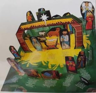 Lift up Your Heads Pop Up Advent Calendar