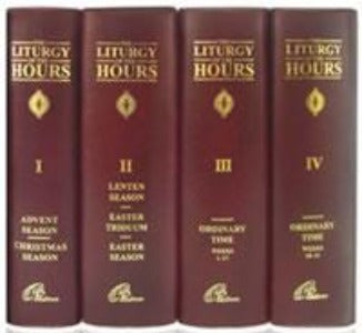 The Liturgy of the Hours - 4 vol set