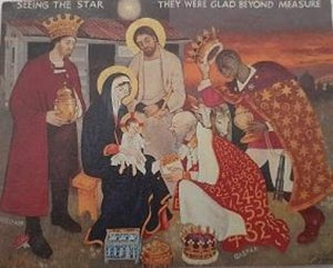 Picture - The Adoration of the Magi