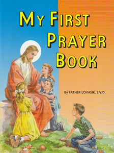 My First Prayer Book - St Joseph Picture Book