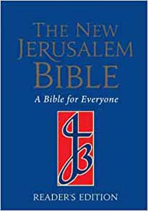 New Jerusalem Bible Reader's Edition Paperback