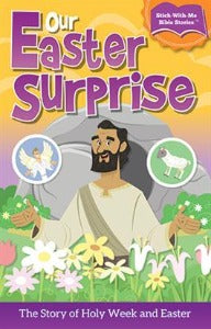 Our Easter Surprise - Sticker Book