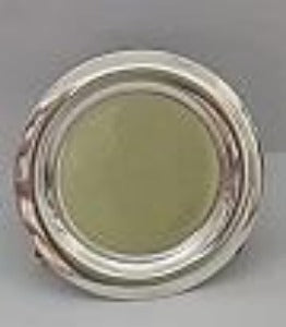 Small Paten Silver Plated 7.5cm