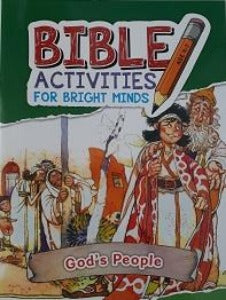 Bible activities for bright minds - God's People