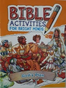 Bible activities for bright minds - God's Plan