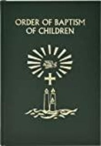 Rite of Baptism for Children - Presider