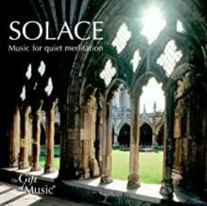 Solace - Music for quiet meditation CD