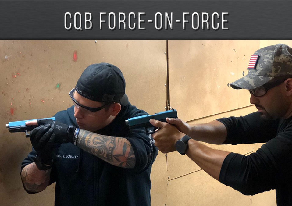 CQB Force-On-Force