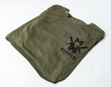 Load image into Gallery viewer, Dry Fit T-Shirt - Long Sleeve - OD Green