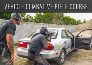 Vehicle Combative Rifle Course