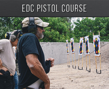 Load image into Gallery viewer, EDC Pistol Course