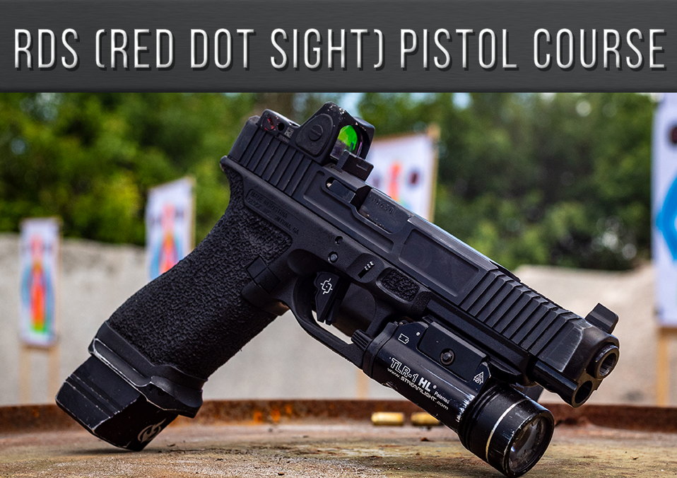 RDS (Red Dot Sight) Pistol Course