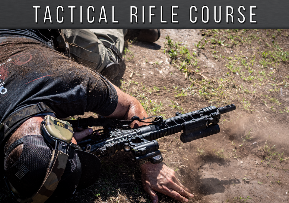 Tactical Rifle Course
