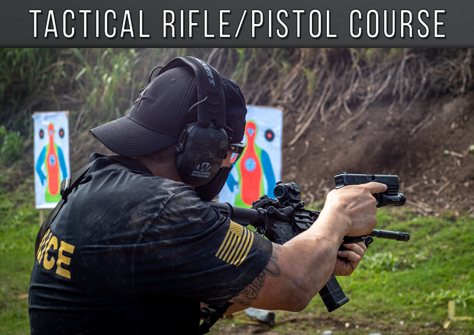 Tactical Rifle/Pistol Course