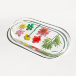 Load image into Gallery viewer, trinket dish in zinnia