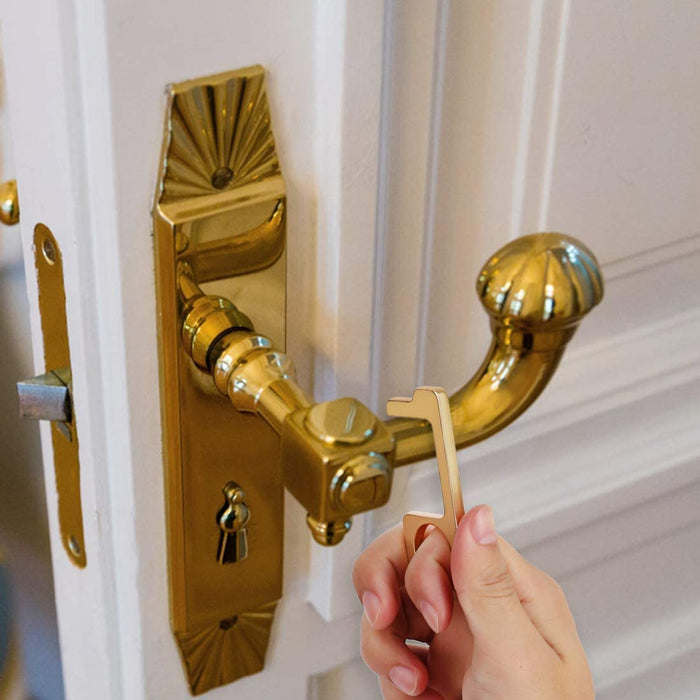 Goltum Hygiene Key (4 Keys) | No Touch Door Opener & Button Pusher | *Shipping Within 24 Hours From Canada - Goltum.com
