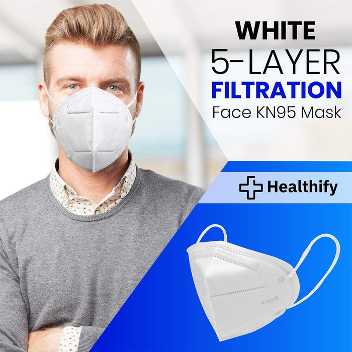 KN95 Protective Mask (20 Masks) | Ships Within 24 Hours From Canada - Goltum.com