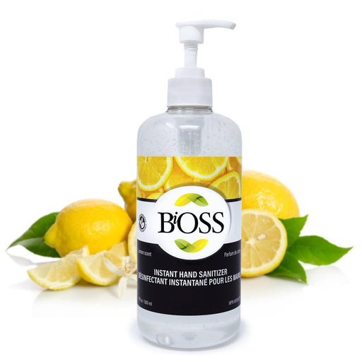 BiOSS Hand Sanitizer (500 ml) | Ships Within 24 Hours From Canada - Goltum.com
