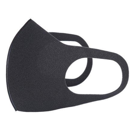 Goltum Fashion Reusable Black Face Mask (12 Masks) | *Shipping Within 24 Hours From Canada - Goltum.com