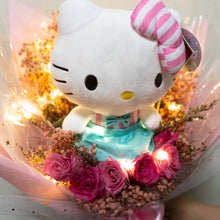 Load image into Gallery viewer, Hello Kitty Flower Bouquet Singapore