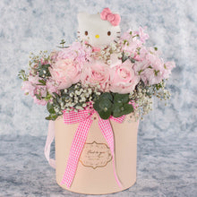 Load image into Gallery viewer, Hello Kitty Flower Box | Little Florist Dream