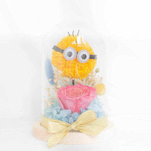 Minion Flower Dome
